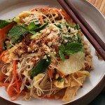 vietnamese citrus noodle salad