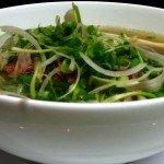 vietnamese pho soup bowl